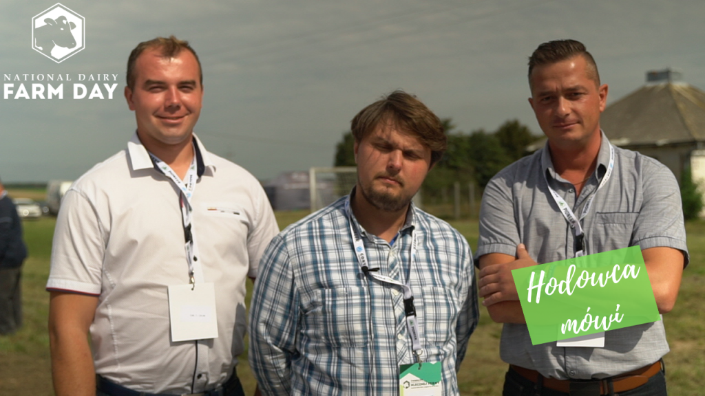 Hodowcy Dawid Cieszyński, Andrzej Janowski, Bartosz Piasecki